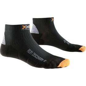 X-Socks Run Discovery Socks Men Black